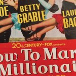 Dementia Friendly Cinema: How to Marry a Millionaire