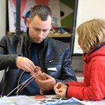 Holiday Family Workshop: lantern making