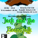 Jack and the Beanstalk - The Little Theatre Family Pantomime!