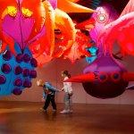Microbes exhibition