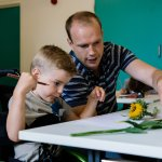 Saturday Family Workshop: drawing