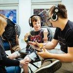 Saturday Family Workshop: music