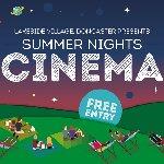 Summer Nights Cinema screening: The Greatest Showman