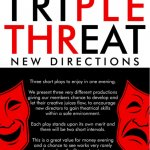 Triple Threat – New Directions