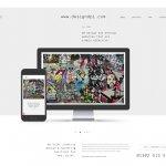 design dpi's new website