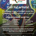 Doncaster Art Fair for Emerging and professional artist 16 Sept