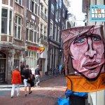 DUTCH MASTER - STREET ART