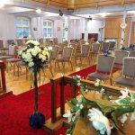 Main Hall at Doncaster Unitarian Church