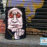 OZZY POP UP - STREET ART