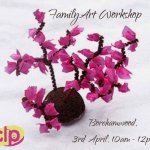 3D Art for families - Easter Holiday Activity