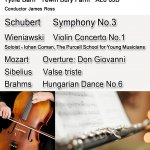 A Concert of Orchestral Classical Music