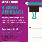 A Novel Approach: 4 week novel-writing course