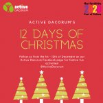 Active Dacorum's 12 Days of Christmas
