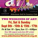 Aldenham Art Festival