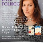 An Afternoon with Zoe Folbigg