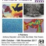 Art Exhibition - Four Painters