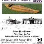 Art Exhibition - Piers from the Sea