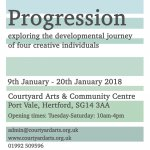 Art Exhibition - Progression