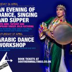 Bayt-The Art of Arab Hospitality - Dance, Singing & Supper Event