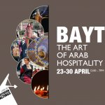 Bayt - The Art of Arab Hospitality Exhibition