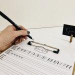 Beginners Brush Lettering + Modern Calligraphy workshop