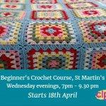 Beginners Crochet Course
