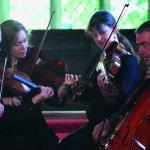 Bingham  String Quartet concert