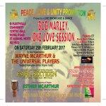 Bob Marley One Love Session
