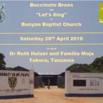 Charity concert - brass and choir