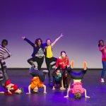 Collaborate Dance Train Aspire