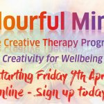 Colourful Minds - Online Creative Art Therapy Course
