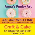 Craft & cake social