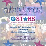Culture Carnival Workshop (4+)