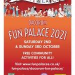 Dacorum Fun Palace 2021
