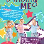 Finding me- Creative classes for under 4 years