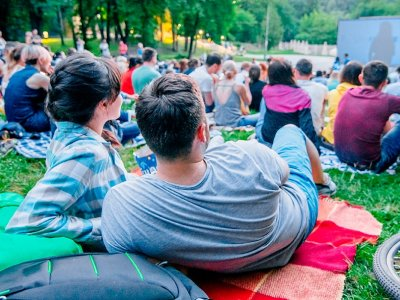 FREE - Movies in the Park - Hertsmere