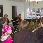 FREE Music East &WCF Youth Council Family Music Workshop 11-1