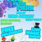 Fun in the Park- Bushey