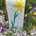 Garden Flowers Mosaic Workshop