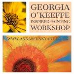 Georgia O'Keeffe online workshop
