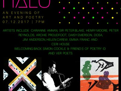 HALO - an evening of art and poetry