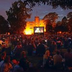 Hertford Castle Open Air Cinema - Grease
