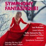 Hertford Symphony Orchestra concert - Symphony Fantastique