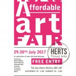 Herts Affordable Art Fair
