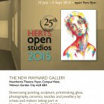Herts Open Studios Preview Exhibition