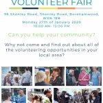 Hertsmere Volunteering Fair