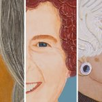 I am not who you think I am:  tactile art exhibition