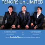 In Concert with TENORS Un LIMITED