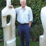 John Brown Sculptor at Herts Open Studios