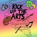 Kick Up The Arts